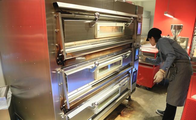 RINGOの大きなオーブン