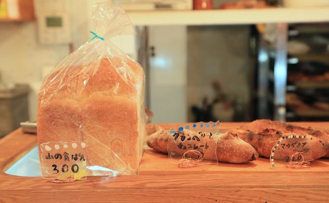 シンボパンのパン