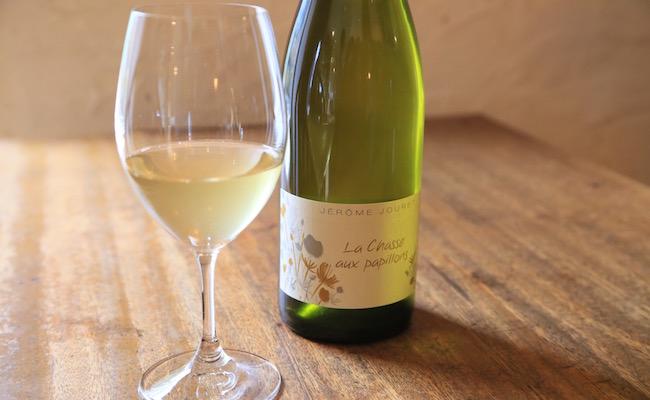 スモーブローと楽しむ白ワイン