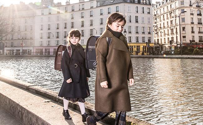 フランスのランドセル「Randsellier Paris(ランドセリエ・パリ)」