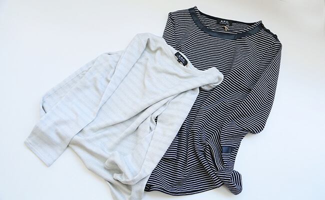 A.P.C./Gabrielle トップ、Calanque トップ