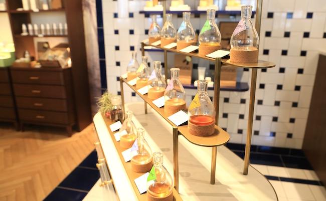 エッセンシャルオイルは好きな香りや効能で選びましょう