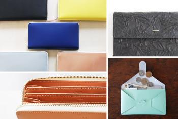 春財布は縁起がいい!?使いやすい仕掛けが詰まった「i ro se」の革財布