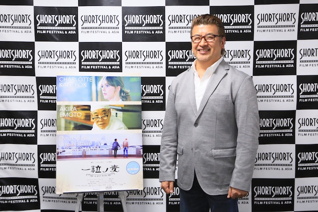 映画監督の鈴木勉さん