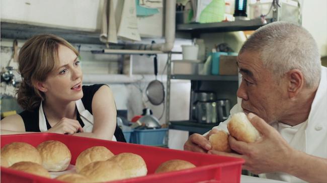 映画『一粒の麦』のワンシーン