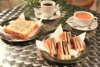 新しくも懐かしさがある不思議な空間。『カフェ ド ロペ銀座』でいただく絶品トースト!