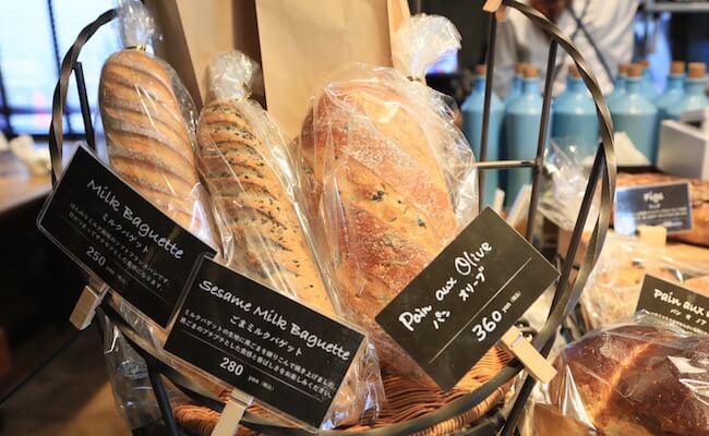 都立大学駅『ミート アンド ベーカリー バンボ』の食事系パン