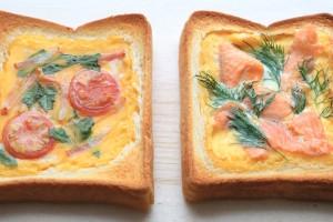 パンを焼くように作れる簡単キッシュ『キッシュトースト』って知ってる!?