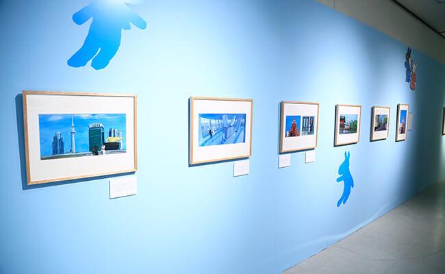 リサとガスパールの絵本の世界展