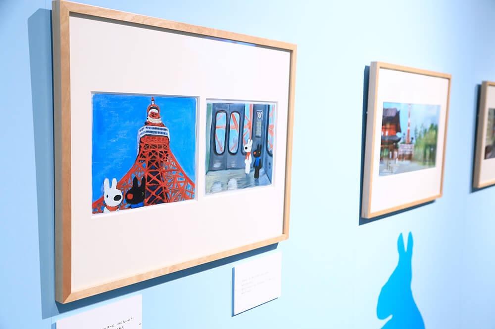2人が東京にやってきた!?「リサとガスパールの絵本の世界展」をご紹介!