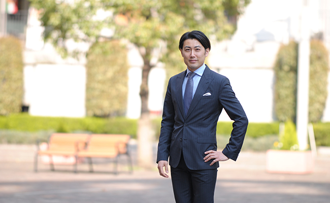 「世界一のメートルドテルが語る、アペリティフに始まるおもてなし術」講師・宮崎 辰さん
