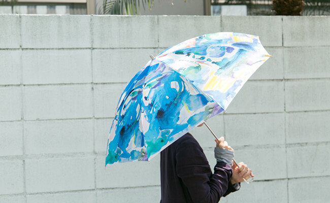 Coci la elle(コシラエル)の傘