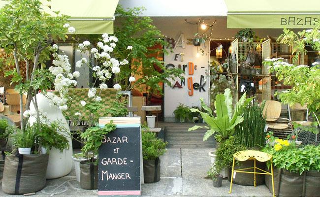 表参道 Bazar et Garde-Manger(バザー・エ・ガルド・モンジェ)