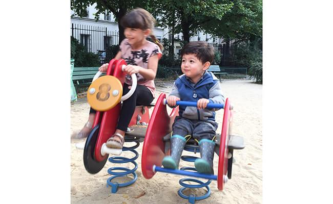 3歳の息子がフランス語と日本語の合体語を操る!?