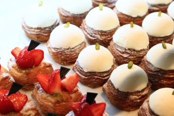 GINZA SIX店限定「Wチーズケーキデニッシュ」を求めて『ヴィエノワズリー ジャン・フランソワ』へ