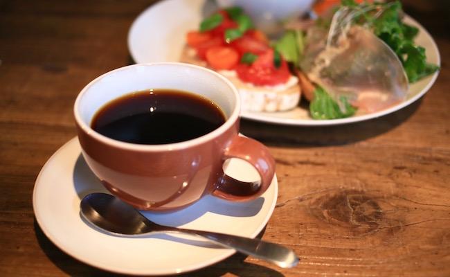 池ノ上『カフェ リスベット』でいただけるシングルオリジンコーヒー