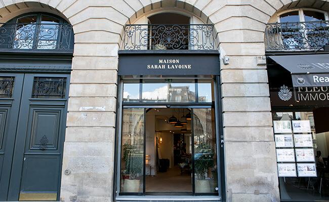Maison Sarah Lavoine(メゾン・サラ・ラヴォワンヌ)