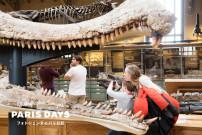 120年前から変わらぬ大迫力!建物も展示も楽しめるパリの恐竜博物館