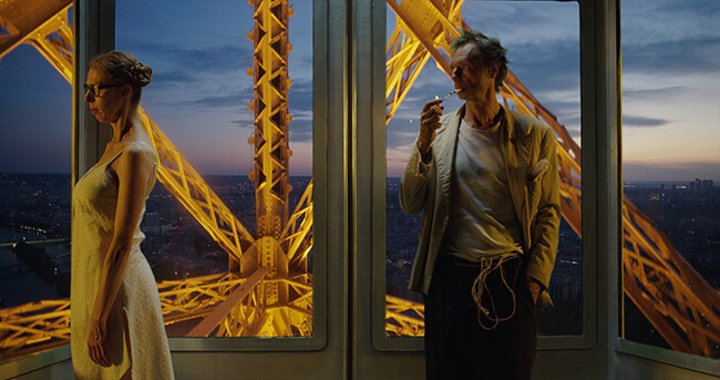 ドミニク・アベルさんとフィオナ・ゴードンさんによる監督&主演作『ロスト・イン・パリ』