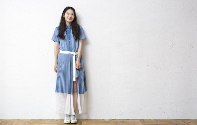 モデル・森貴美子さん