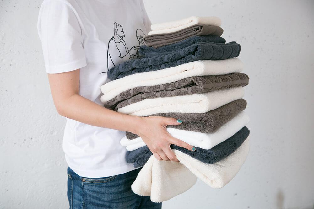 ふんわり派?さらり派?無印良品で自分好みのとっておきタオルを見つけよう