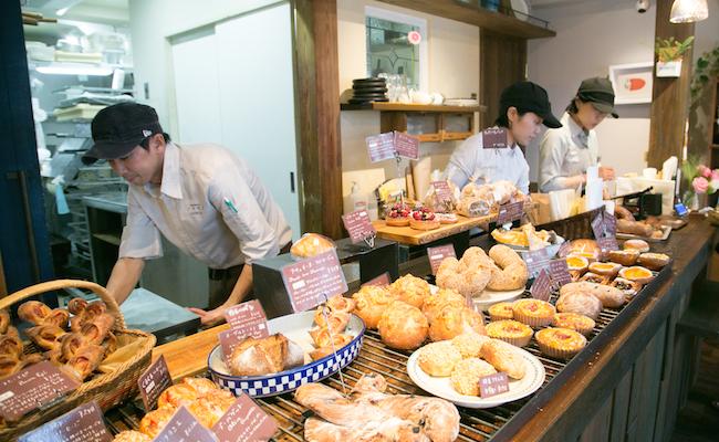 上大岡『onni(オンニ)』のパン