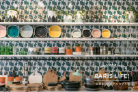 パリジェンヌも夢中の人気ライフスタイルショップ『メゾン・サラ・ラヴォワンヌ』へ