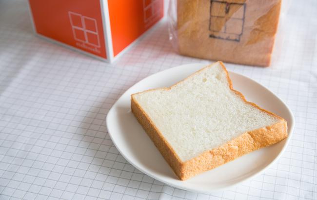 新百合ケ丘『nichinichi(ニチニチ)』の「nichinichi食パン」