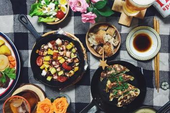 おしゃれな食卓に欠かせない!毎日使いたいニトスキの活用例をご紹介
