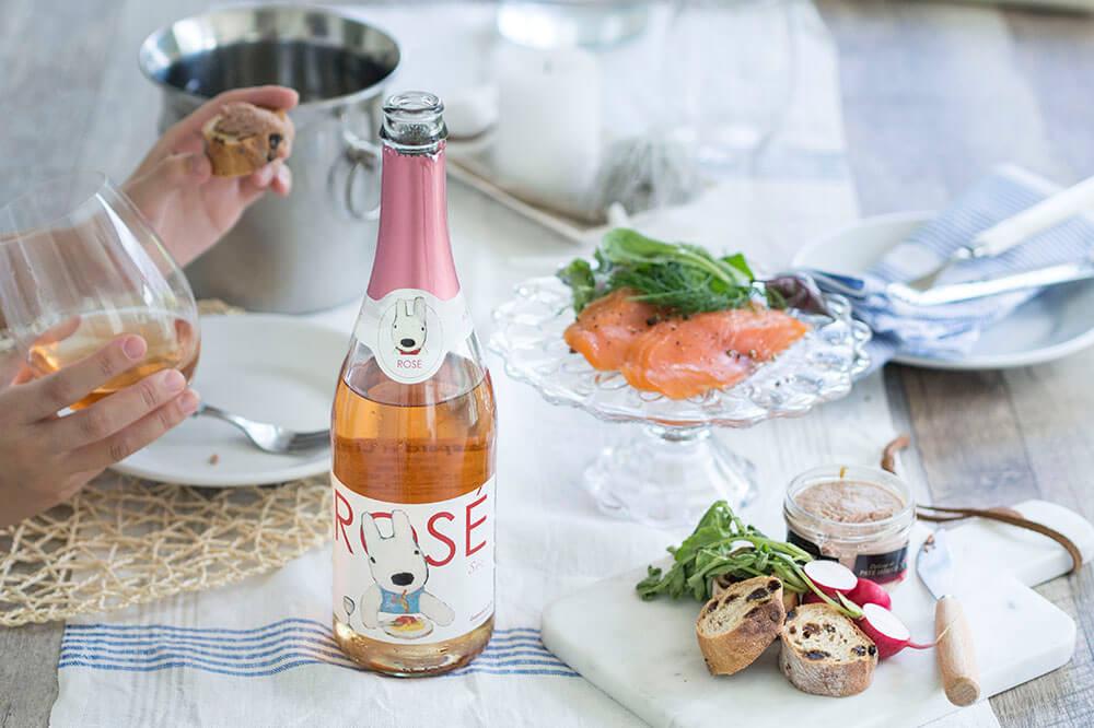 夏ワインの新定番!シュワっとはじけるロゼスパークリング