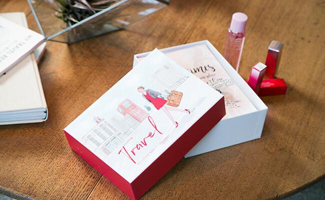 9月のMy Little Box(マイリトルボックス)「Travel」