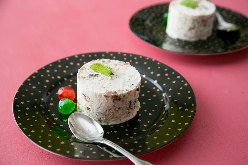 大人のアイスクリーム!ヌガー・グラッセのレシピ