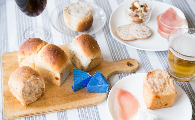 『recette(ルセット)』の「petit assort(プチアソート)おつまみ5種」はホームパーティーでも大活躍