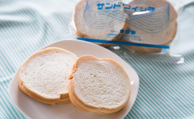 『つるやパン』の「サンドウィッチ」