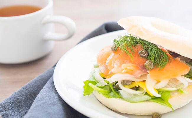 リサとガスパールのしあわせ野菜DELIでお手軽に!心ときめく朝ごはん