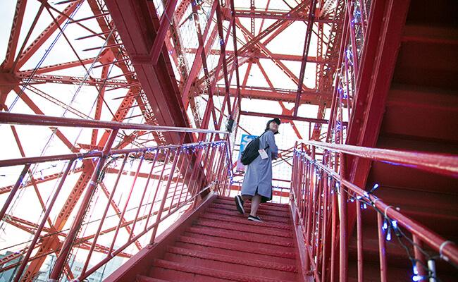朝と夜それぞれの楽しみを堪能!今あえて行きたい東京タワー