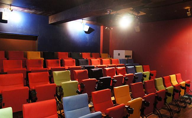 創造力を刺激する映画を観に『渋谷アップリンクへ』