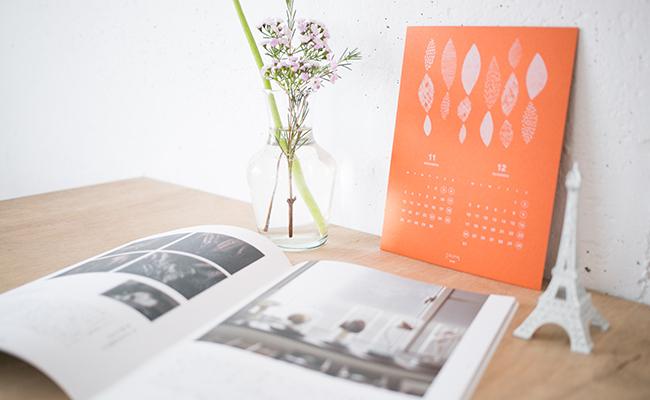 サルビア/ブック&カレンダー