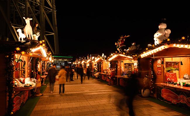 リサとガスパールとクリスマス!冬の東京スカイツリータウンへ