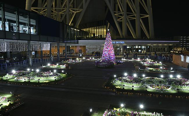 リサとガスパールとクリスマス!冬の東京スカイツリー(R)へ