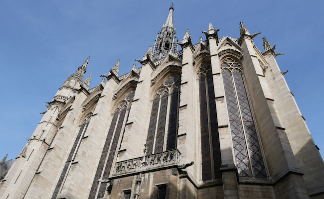 サントシャペル教会