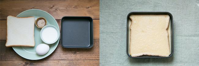 家事問屋の「フレンチバット」を使ってフレンチトースト作りに挑戦