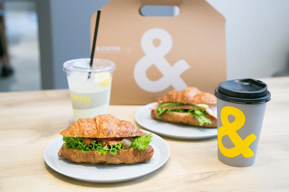 コーヒーが主役! メゾンカイザーの新業態カフェ『&COFFEE MAISON KAYSER』