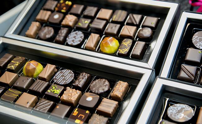 世界中の有名ショコラティエが集結!サロン・デュ・ショコラへ