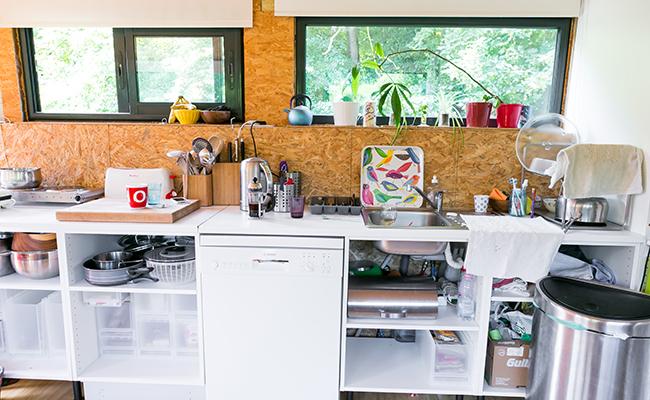 フランスではキッチンのどこかに必ずあるトルション