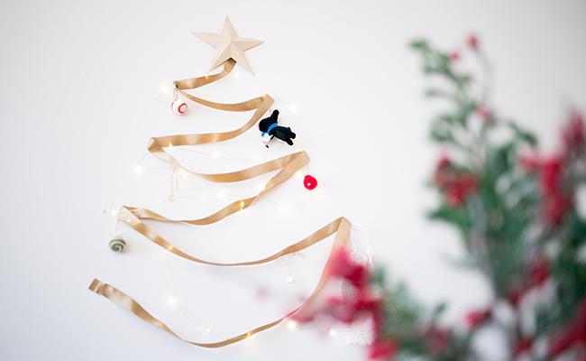今から準備でも間に合う!パリジェンヌ風クリスマスパーティ