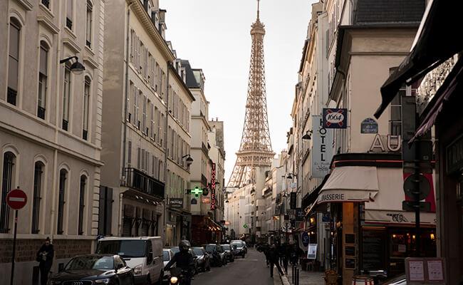 パリの新顔パティスリー『キャラメル・パリ』の絶品スイーツ