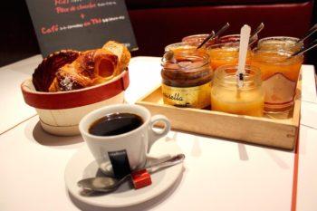 フランス式のモーニングをいただきます!渋谷『VIRON』のプチ・デジュネ