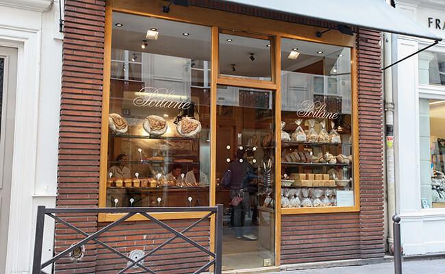 フランスの老舗パン屋さん「ポワラーヌ」のタルトタタンとタルティーヌ