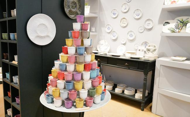 『GIEN(ジアン)』は1821年から続くフランスの陶器ブランド。